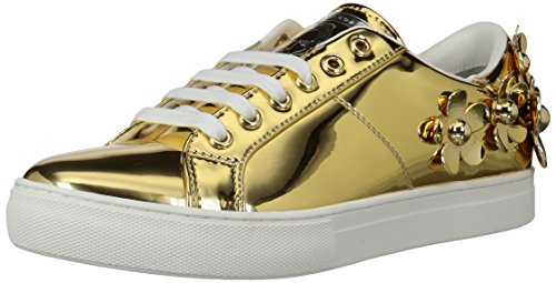 Marc Jacobs Women's Daisy Sneaker, Gold, 40 M EU (10 US)