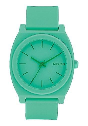 Nixon Women's Time Teller Watch, Matte Spearmint, One Size