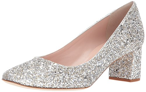 Kate Spade New York Women's Dolores, Silver/Gold, 7 M US
