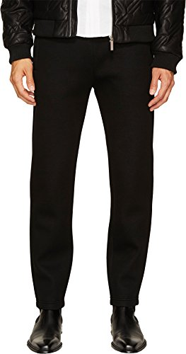 Versace Jeans Men's Basic Sweatpants Black Pants