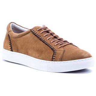 Robert Graham Calle Suede Sneaker, 8.5