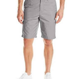 Original Penguin Men's Margate Slim Fit Basic Short, Castle Rock, 29