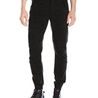 Publish Brand INC. Men's Jairo Jogger Pants, Black, 32