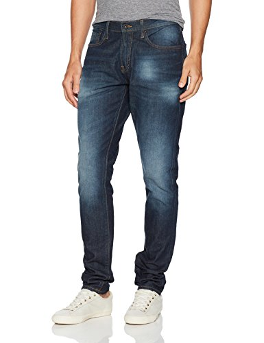 PRPS Goods & Co. Men's Turning Jean, Medium Indigo, 34