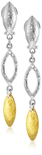 "GURHAN""Willow Mini"" Triple Drop Earrings"