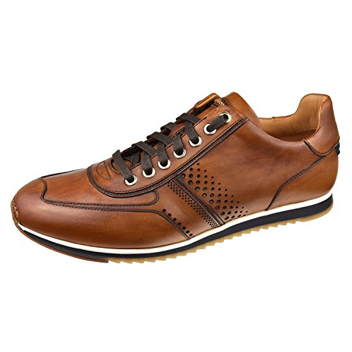 Magnanni Men's Shoes Cristian Classic Sneaker 9.5 M Cuero