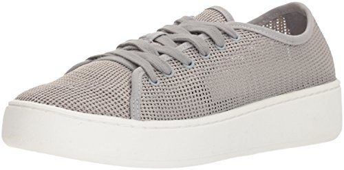 Donald J Pliner Women's Cecile Sneaker, Silver, 9 Medium US