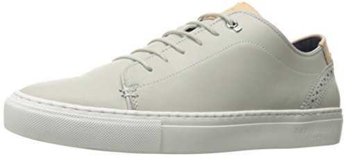 Ted Baker Men's Kiing Fashion Sneaker, Light Grey, 10 M US
