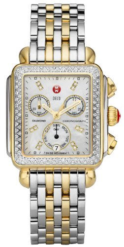 Michele Deco Day Womens Watch