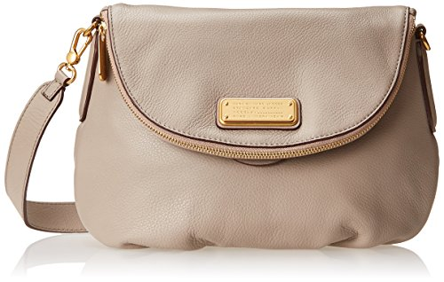 Marc by Marc Jacobs New Q Natasha Cross Body Bag, Cement, One Size