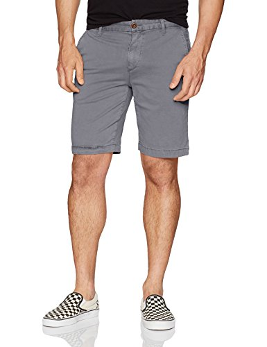 PAIGE Men's Thompson Short Shorts, Blue Haze, 30