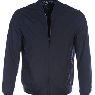 Ted Baker Ohta Bomber Jacket in Navy 2XL