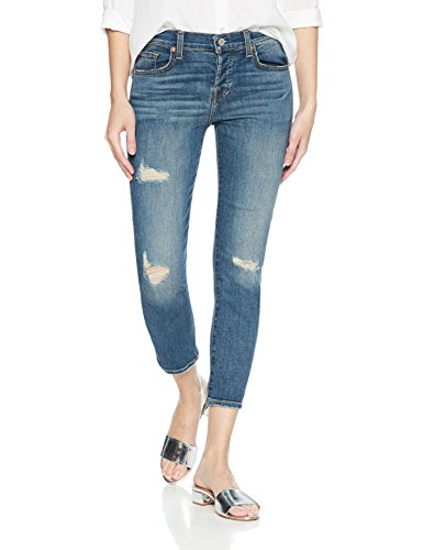 7 For All Mankind Women's Josefina Boyfriend Jean, Vintage Lanao, 28