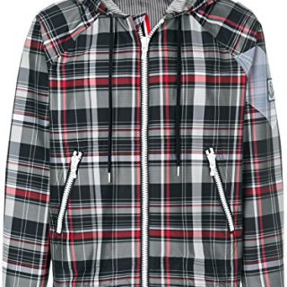 Moncler Men's Multicolor Cotton Outerwear Jacket
