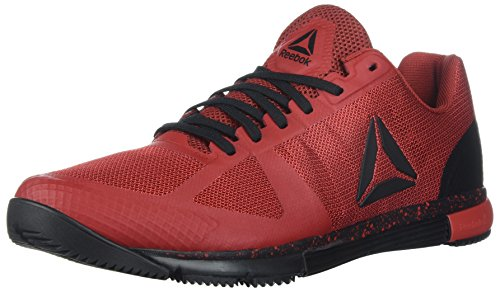 Reebok Men's Speed TR 2.0 Sneaker, Rich Magma/Black/Primal Red, 10.5 M US