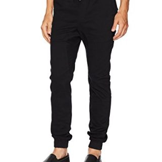 Zanerobe Men's Sureshot Pants, Black, 32