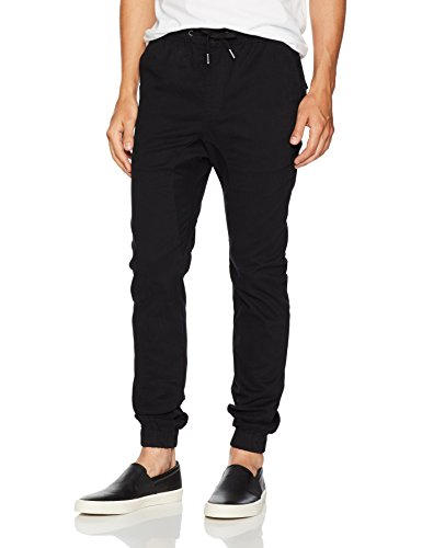 Zanerobe Men's Sureshot Pants, Black, 32