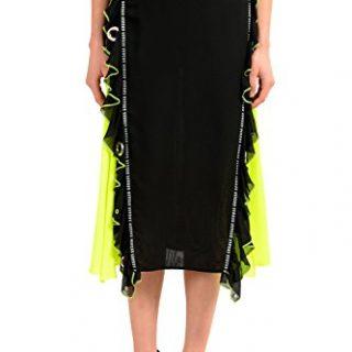 Versace Versus Multi-Color Women's Straight Skirt US XS IT 38