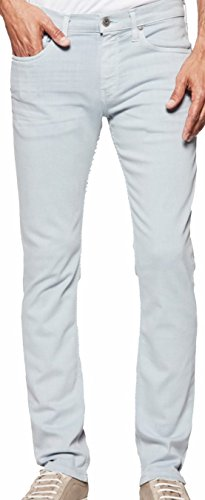 PAIGE Men's Jean Federal Vintage Blue ICE Slim Jeans(30)