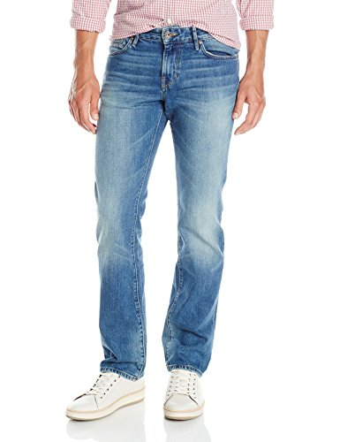 BOSS Orange Men's Modern Fit Jean, Voice Wash, 32x30
