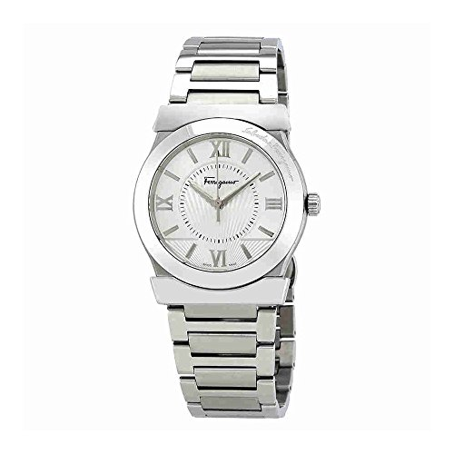 Salvatore Ferragamo Men's Vega Stainless Steel Watch