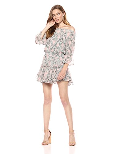 Misa Women's Geroux Dress, Pink Fe, Medium