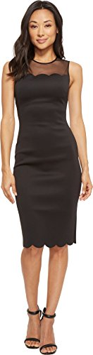 Ted Baker Women's Clowva Dress, Black, 4