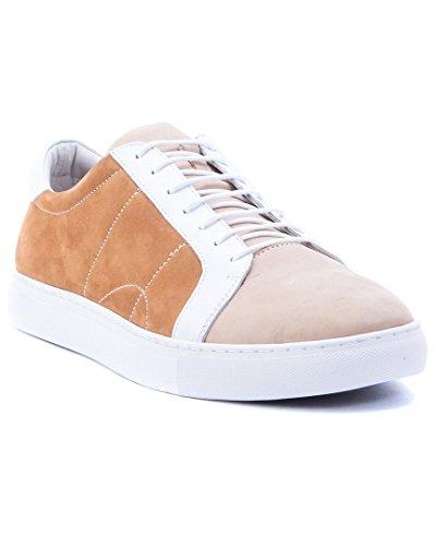 Robert Graham Gonzalo Suede Sneaker, 8