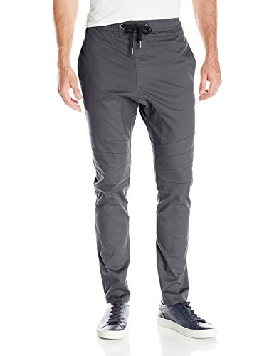 Zanerobe Men's Salerno Scrambler Chino Pant, Smoke, 30