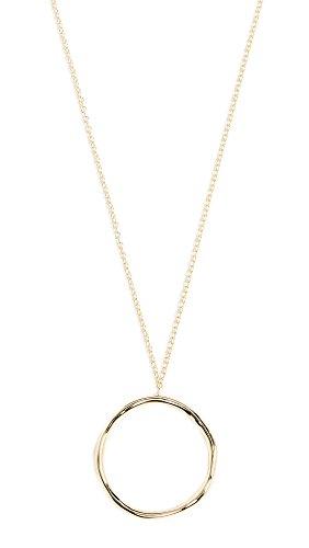 Gorjana Women's Quinn Short Necklace, Gold, One Size
