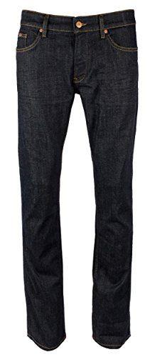 Hugo Boss Men's Green Label C-Delaware1 Slim Fit Stretch Jeans