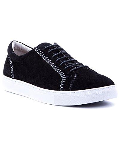 Robert Graham Calle Suede Sneaker, 9