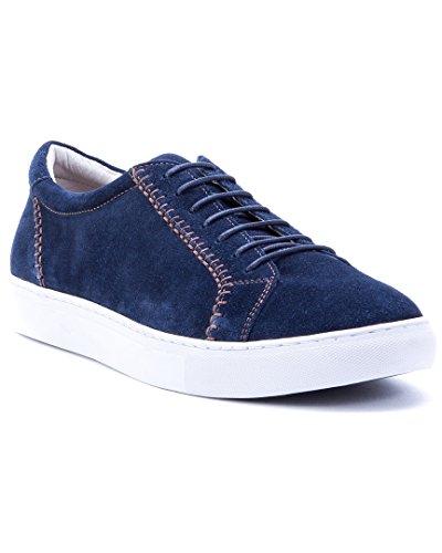 Robert Graham Calle Suede Sneaker, 10