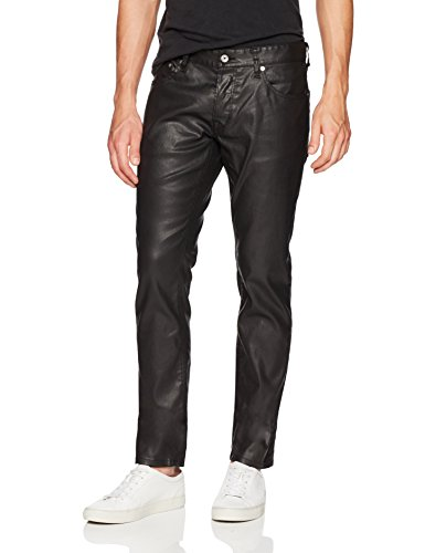 Just Cavalli Men's Denim, Black, 36