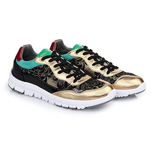 Dolce Gabbana Women's Fashion Sneakers EU 36 39 40/6 9 10 US (EU 40/10 B(M) US)