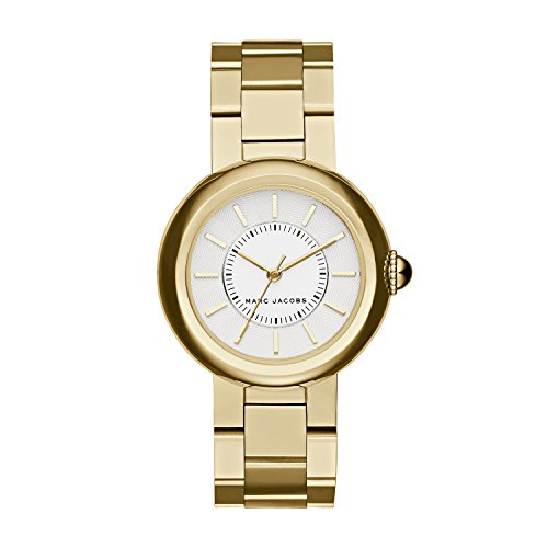 Marc Jacobs Women's Courtney Gold-Tone Watch