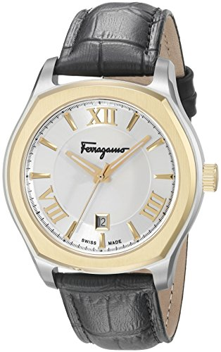 Salvatore Ferragamo Men's Lungarno Two-Tone Stainless Steel Watch