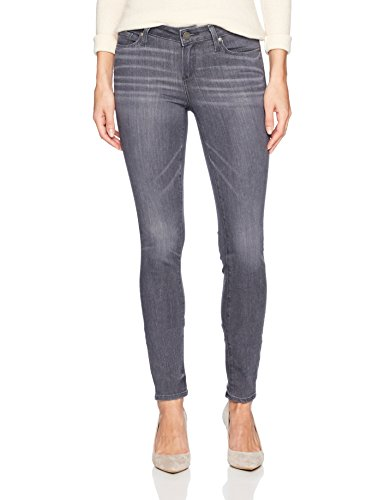 PAIGE Women's Verdugo Ultra Skinny Jeans, Watson Grey, 27