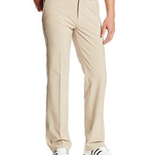 J.Lindeberg Men's M Troon Micro Stretch Golf Pant, Beige, 40x32