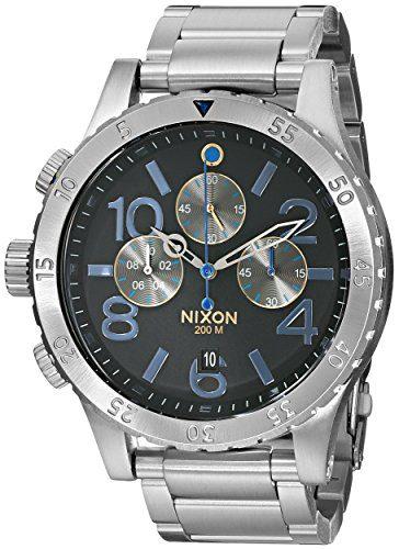 Nixon Men's Chrono Watch