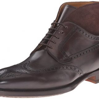 Magnanni Men's Colas Chukka Boot, Brown, 11 M US