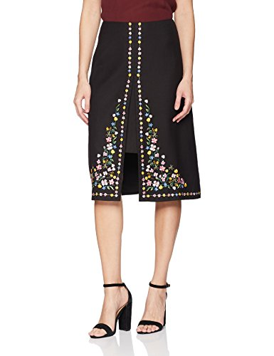Ted Baker Women's Vicks, Black, 3