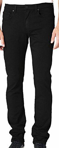PAIGE Men's Jean Federal Black Shadow Slim Jeans(30)