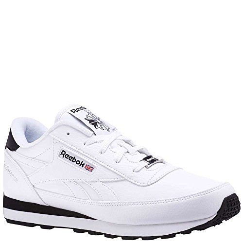 Reebok Men's Classic Renaissance Cross Trainer, White/Black/Silver, 10 M US