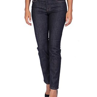 Diesel Women's Jeans STRAITZEE-R - Regular Slim Straight - Blue (Navy), W27/L32