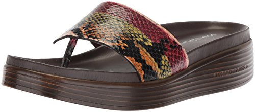 Donald J Pliner Women's Slide Sandal, Fawn, 9.5 Medium US