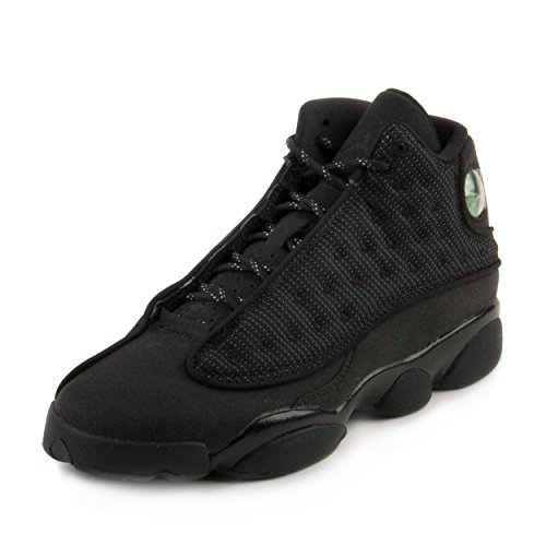 Jordan Kid's Air 13 Retro BG, Black/Black-Anthracite, Youth Size 5