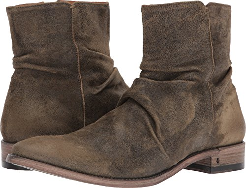 John Varvatos Men's Morrison Sharpei Boot Dark Ghurka 9 D US