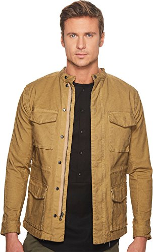 Publish Men's Denzel Cargo M-65 Jacket Khaki X-Large