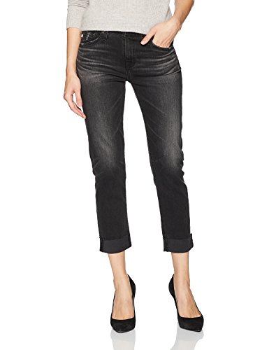 AG Adriano Goldschmied Women's The Ex-Boyfriend Slim Raw Hem Jean, 10 Years-Generation, 29